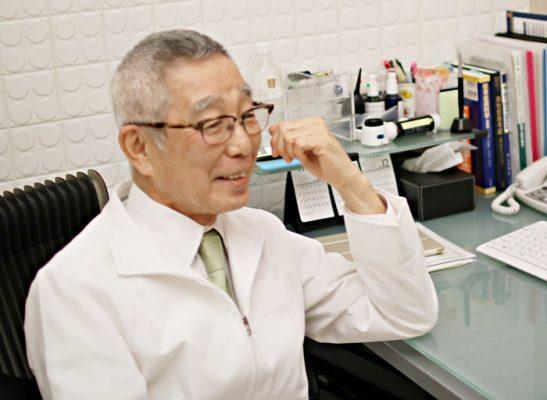 AGA治療のヘアメディカル グループのAAC名古屋の平山院長に取材しました。