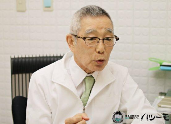 AACクリニック名古屋で平山院長に取材しました。