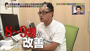 脇坂クリニック大阪の脇坂院長がテレビに出演されました。