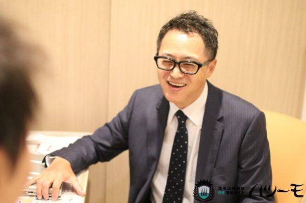 脇坂クリニック大阪の脇坂院長に取材をしました