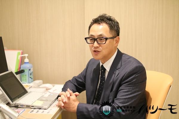 Dクリニック 「脇坂クリニック大阪」の脇坂院長