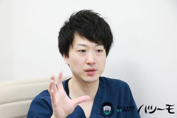 AGAスキンクリニック新宿駅前院 西垣医師