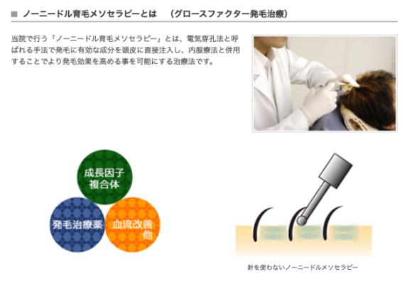 銀座総合美容クリニック 公式サイト参照